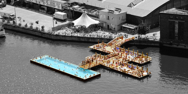 10 of the Weirdest and Most Wonderful Swimming Pools on Earth
